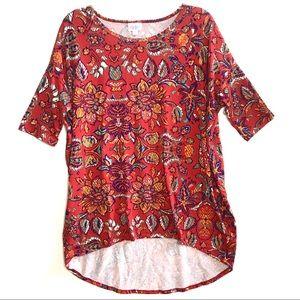 NEW LuLaRoe Irma shirt sz S